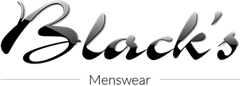 Black's Menswear logo